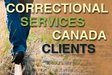 correctional services canada clients