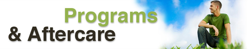programs and aftercare