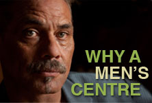 why a men's centre?